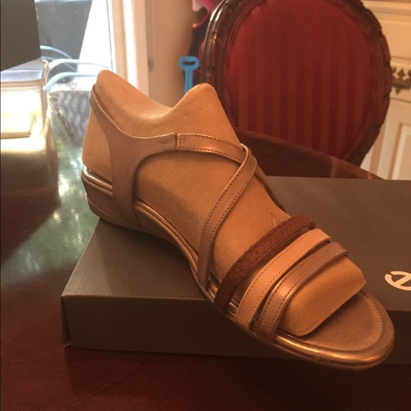 5b4616210fa Ecco Shoes - Ecco Touch 25 Sandals